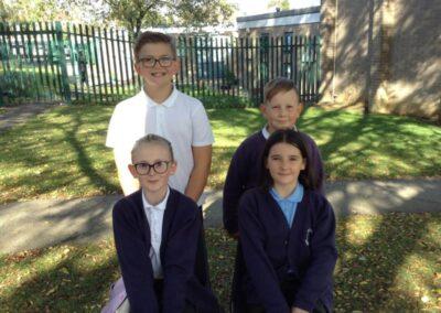 Y6 School Council